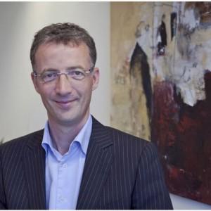 Michiel Mast, managing director Resilians. Foto: Rob Groot