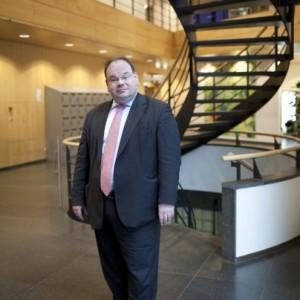 Rob van Unen, Senior Manager KPN. Foto: Rob Groot